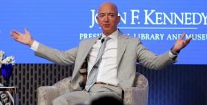 Jeff Bezos Bir Günde 13 Milyar Dolar Kazandı