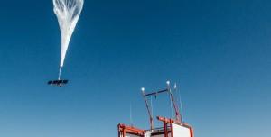 Loon İnternet Balonu Hizmete Hazır! Balondan İnternet Dönemi