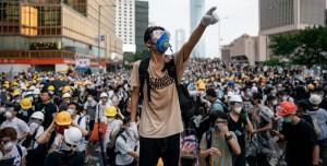 Facebook, Google ve Twitter Hong Kong'daki Veri Talebini Durdurdu