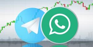 WhatsApp Borsa Grupları İçerisinde Olanlar Dikkat!