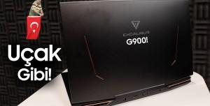 Sahibini Uçuran Bilgisayar! - Excalibur G900 İnceleme