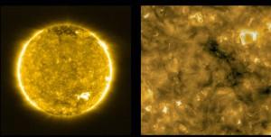 Güneş'in En Yakın Fotoğrafları Paylaşıldı! NASA Yayınladı