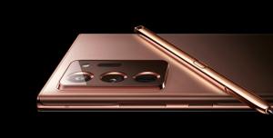 Samsung Galaxy Note 20 Ultra, 360 Derece Görüntüsü Sızdırıldı