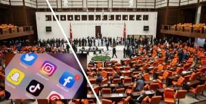 Sosyal Medya Düzenlemesi Meclis'te Kabul Edildi: İşte Detaylar