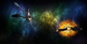 Uzay Savaşları Başlıyor Mu? Rusya İlk Ateşi Açmış Olabilir!