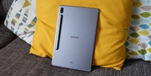 Samsung Galaxy Tab S7 Tasarımı Sızdırıldı