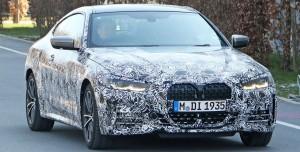 Devasa Izgaralı 2021 BMW M4, Test Esnasında Görüntülendi