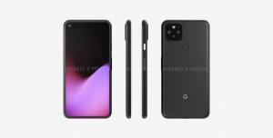 Google Pixel 5 Görselleri Ortaya Çıktı