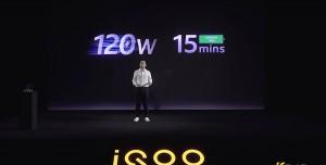 iQOO 120W Hızlı Şarj Teknolojisini Tanıttı!