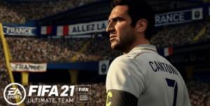 FIFA 21 Ultimate Team Fragmanı Yayınlandı, Yeni Özellikler Gösteriliyor