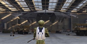 GTA Online'da Kimsenin Bilmediği Gizli UFO Görevi