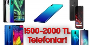 1500-2000 TL Arasında Alınabilecek Akıllı Telefonlar! (Ağustos 2020)
