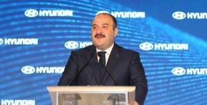 Bakan Varank'tan Hyundai i20 Fabrikası Açıklaması