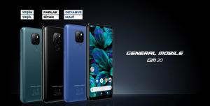 General Mobile GM 20 Tanıtıldı: İşte General Mobile GM 20 Özellikleri ve Fiyatı