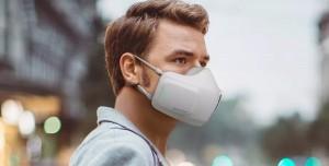 LG, Hava Temizleyici Maskesini Tanıttı