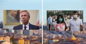 Mansur Yavaş'tan Endişe Veren Ankara Koronavirüs Vaka Sayısı Açıklaması