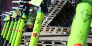 Martı Scooter'lara Plaka Geliyor: Kiralama Fiyatları Artacak