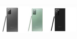 Samsung Galaxy Note 20 Tanıtıldı! İşte Samsung Galaxy Note 20 Özellikleri ve Fiyatı