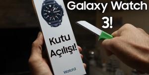 Kutuda Bomba Eksik Var! - Samsung Galaxy Watch 3 Kutu Açılımı