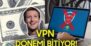 Facebook Para Dağıtıyor, VPN Servisleri Kapatılıyor! - Teknoloji Haberleri #107