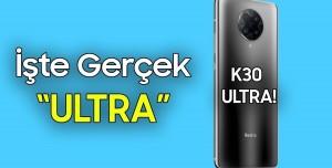 Yok Böyle Bir Telefon! - Xiaomi Redmi K30 Ultra Neler Sunuyor?