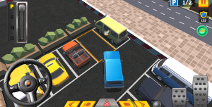 Car Parking 3D Pro