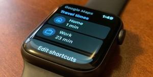 Google Haritalar iOS Uygulamasına Apple Watch Desteği