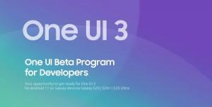 Samsung, Android 11'e Dayanan One UI 3.0 Beta Programını Başlattı
