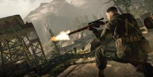 Sniper Elite 4, Switch için de Geliştiriliyor