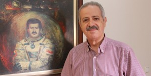 Suriye'nin İlk Kozmonotu Türkiye Uzay Ajansı İçin Çalışacak