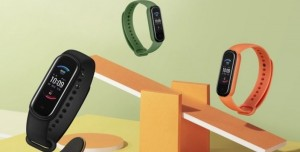 Amazfit Band 5 Tanıtıldı: İşte Özellikleri ve Fiyatı