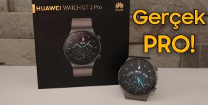 Bu Fiyata En Kaliteli Akıllı Saat! - Huawei Watch GT 2 Pro İnceleme