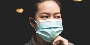 Maske Takmak Enfekte Olsanız Bile Hayatınızı Kurtarabilir! İşte Detaylar