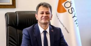 ÖSYM Başkanı KPSS İçin Alınan Covid-19 Önlemlerini Açıkladı