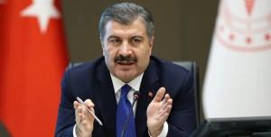 Sağlık Bakanı Koca'dan Vaka Artışı İle İlgili Endişe Verici Açıklama