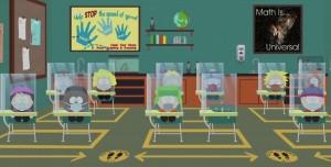 South Park Salgın Özel Bölümünün Fragmanı Yayımlandı