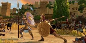 Total War Saga: TROY Amazons DLC Ücretsiz Oldu!