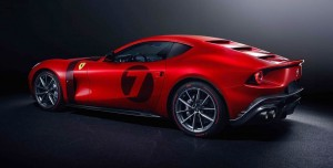 Bu Ferrari Modeli Sadece 1 Tane Üretildi