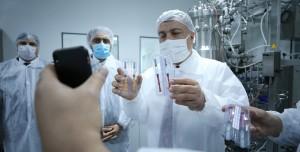 Yerli COVID-19 Aşısı İnsanlı Deney Aşamasına Geçiyor