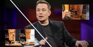 Elon Musk, En Çok Döner Kebap Sevdiğini Açıkladı! Türkiye'de Yemeye Bekleriz