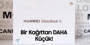 Tüy Gibi Ama Bomba Gibi! - Huawei MateBook X İnceleme