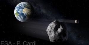 2020 Tam Gaz: Kasım'da Dünya'ya Meteor Çarpabilir! Astrofizikçi Uyardı