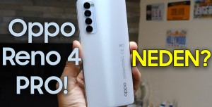 Oppo Reno 4 Pro İnceleme - Üzdün Be Oppo!