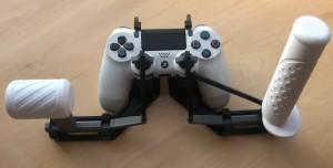 Bir YouTuber Joystick İlaveli PS4 Oyun Kolu Geliştirdi