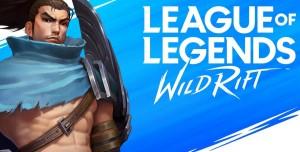 League of Legends: Wild Rift iPhone 12'de Oynanabilecek