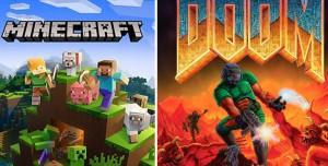 Bir Mod Geliştiricisi, Doom'u Minecraft'a Getirdi!