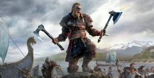 Yeni Assassin's Creed Valhalla Güncellemesi Yayınlandı