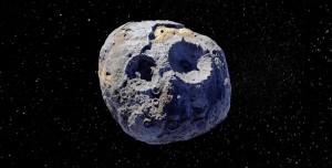 10.000 Katrilyon Dolarlık Metalik Asteroit Bulundu