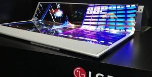 LG'den Katlanabilir Ekranlı Laptop Geliyor! Görselleri Ortaya Çıktı
