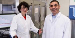 BioNTech CEO'su Şahin: Pfizer COVID-19 Aşısı Salgını Bitirecek